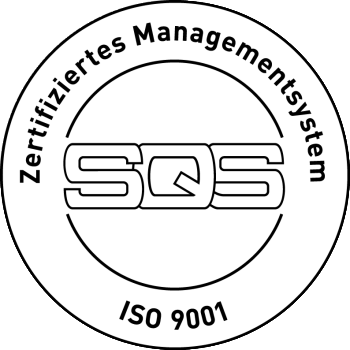 Logo SQS ISO 9001